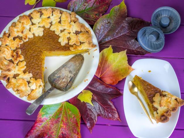 Pumpkin Pie – so richtig echt traditionell