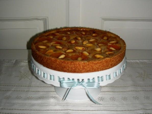 Aprikosen-Mandel-Tarte
