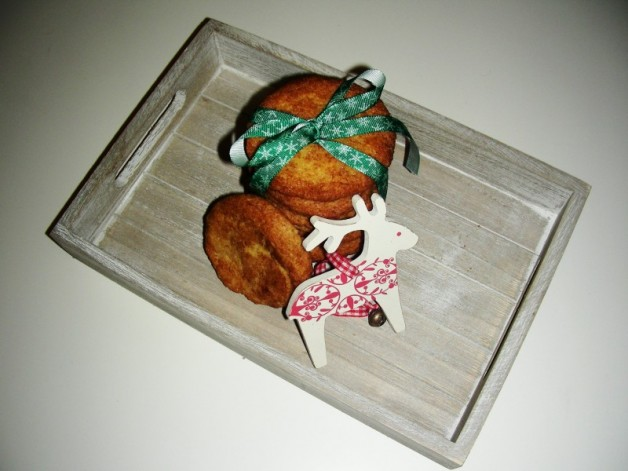 Snickerdoodles & Post aus meiner Küche