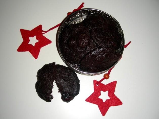 Schoko-Kirsch-Cookies