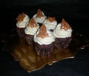Marzipan-Cupcakes