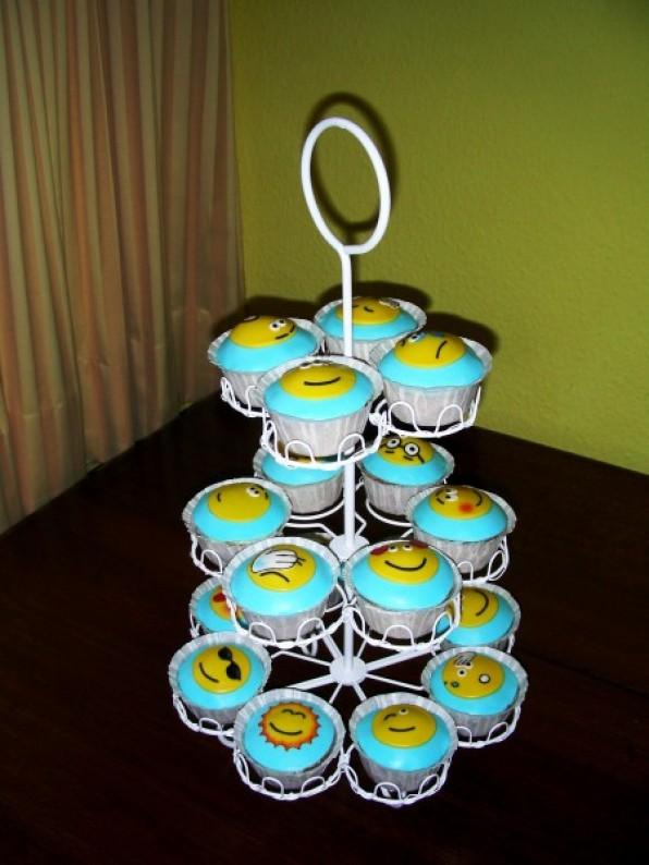 Cupcakes Smileys