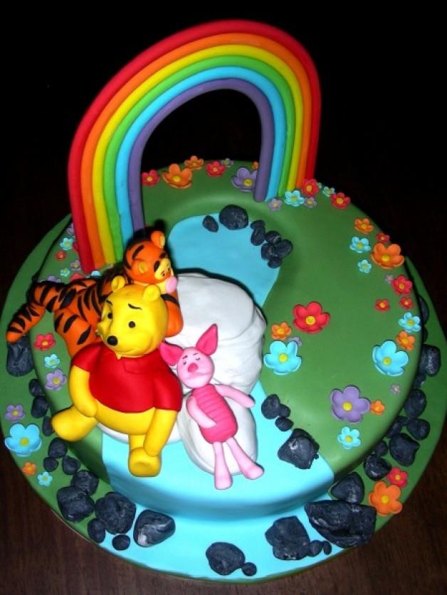 Winnie puuh torte - Winnie pooh kuchen deko ...