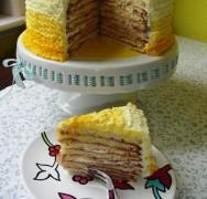 Milchmädchen-Torte