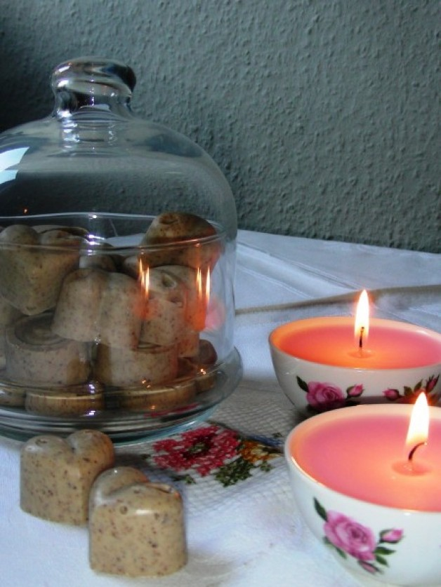 Rezept für Nougat (Gianduja)