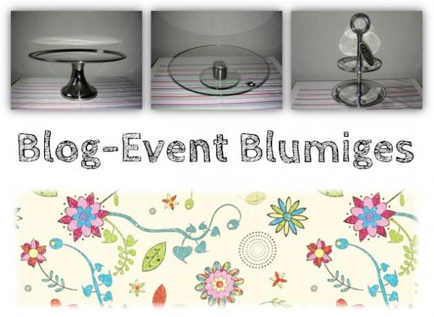 """Gewinnen & Genießen: Blog-Event """"Blumiges"""""""