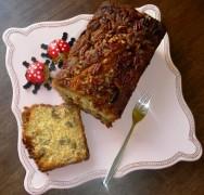 Honig-Nuss-Kuchen
