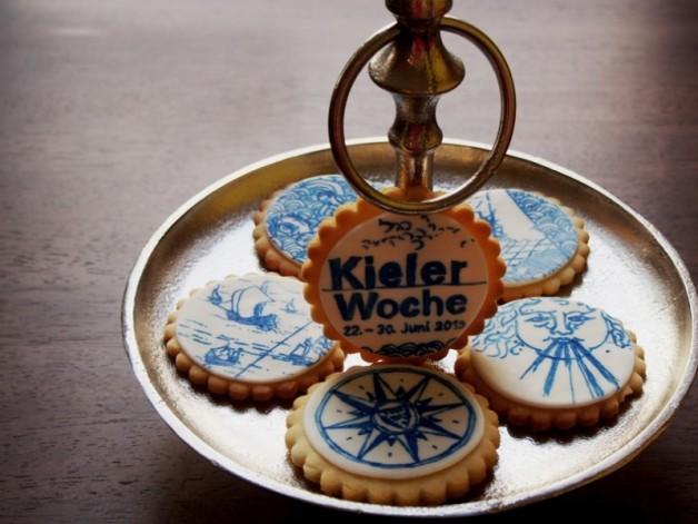 Kieler Woche: Plätzchen & Meer