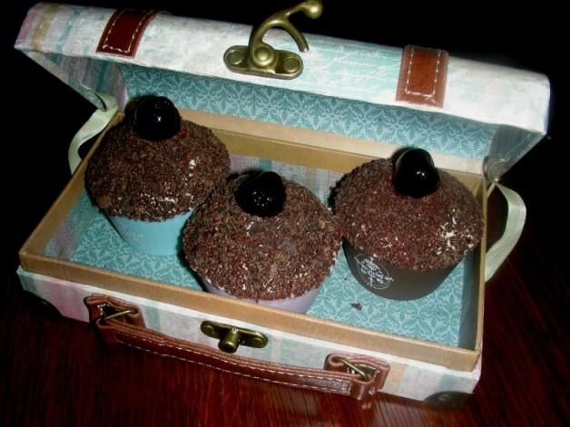 Tartufo-Cupcakes