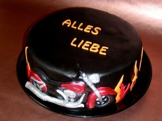 Harley Davidson Torte