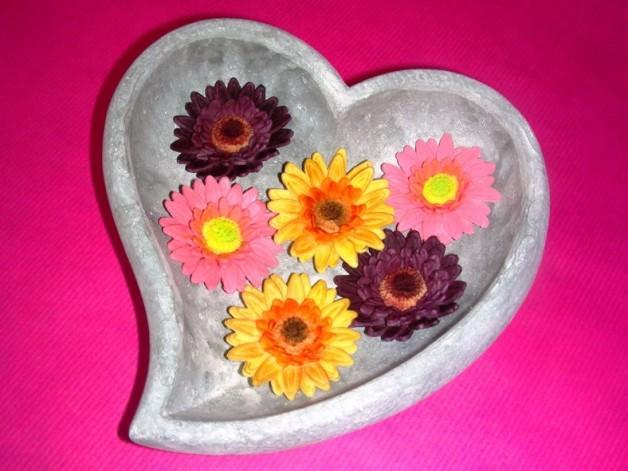 Gerbera aus Blütenpaste