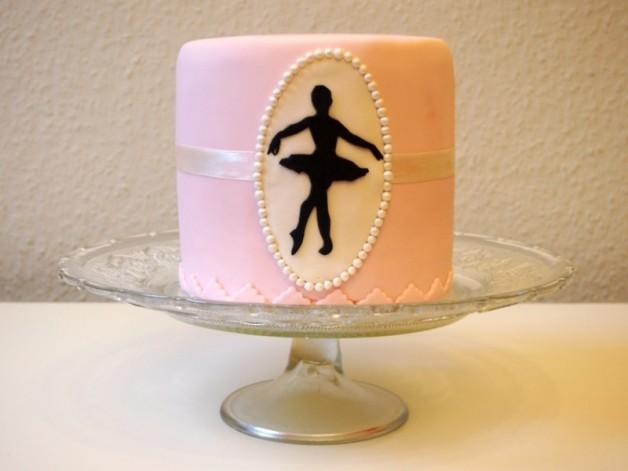 Ballet-Torte