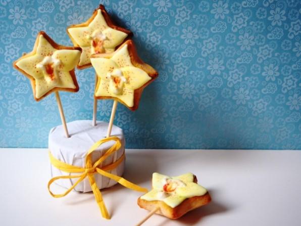Orchideen-Cake-Pops mit den Easy Pops von Silikomart*