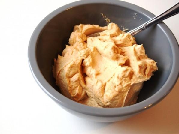 Karamellcreme oder Karamellfrosting