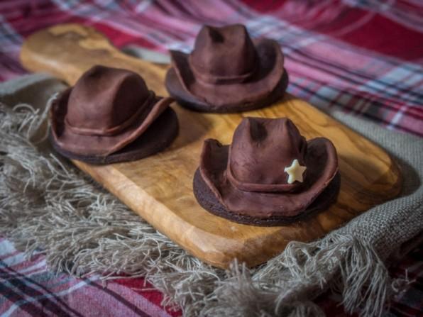 Cowboy-Hut-Plätzchen*
