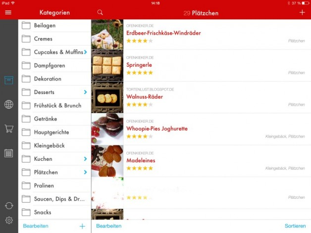 Rezension: App Paprika (Rezeptemanager)