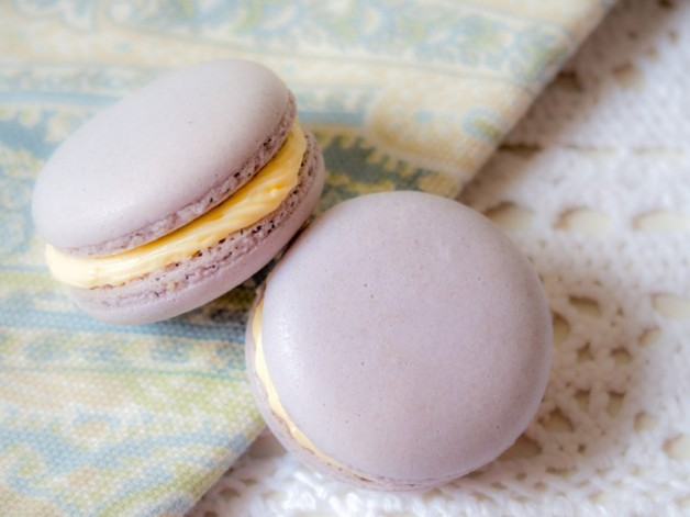Macarons mit Tonkabohne