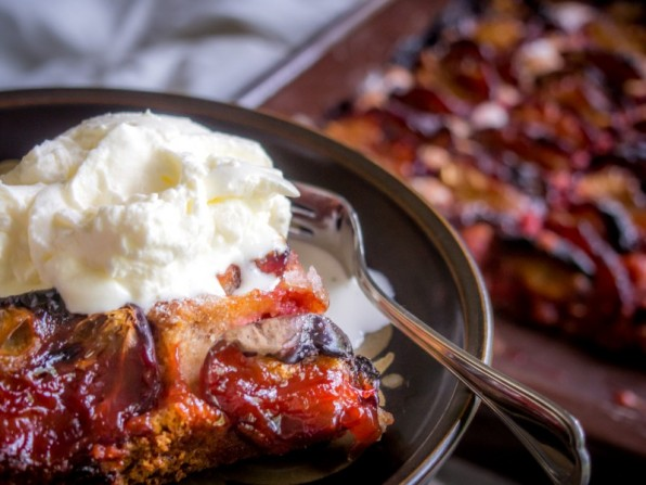 Zwetschgenkuchen – der Klassiker des Spätsommers