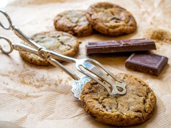 Chocolate Chip Cookies – oder das Schwierige am Einfachen